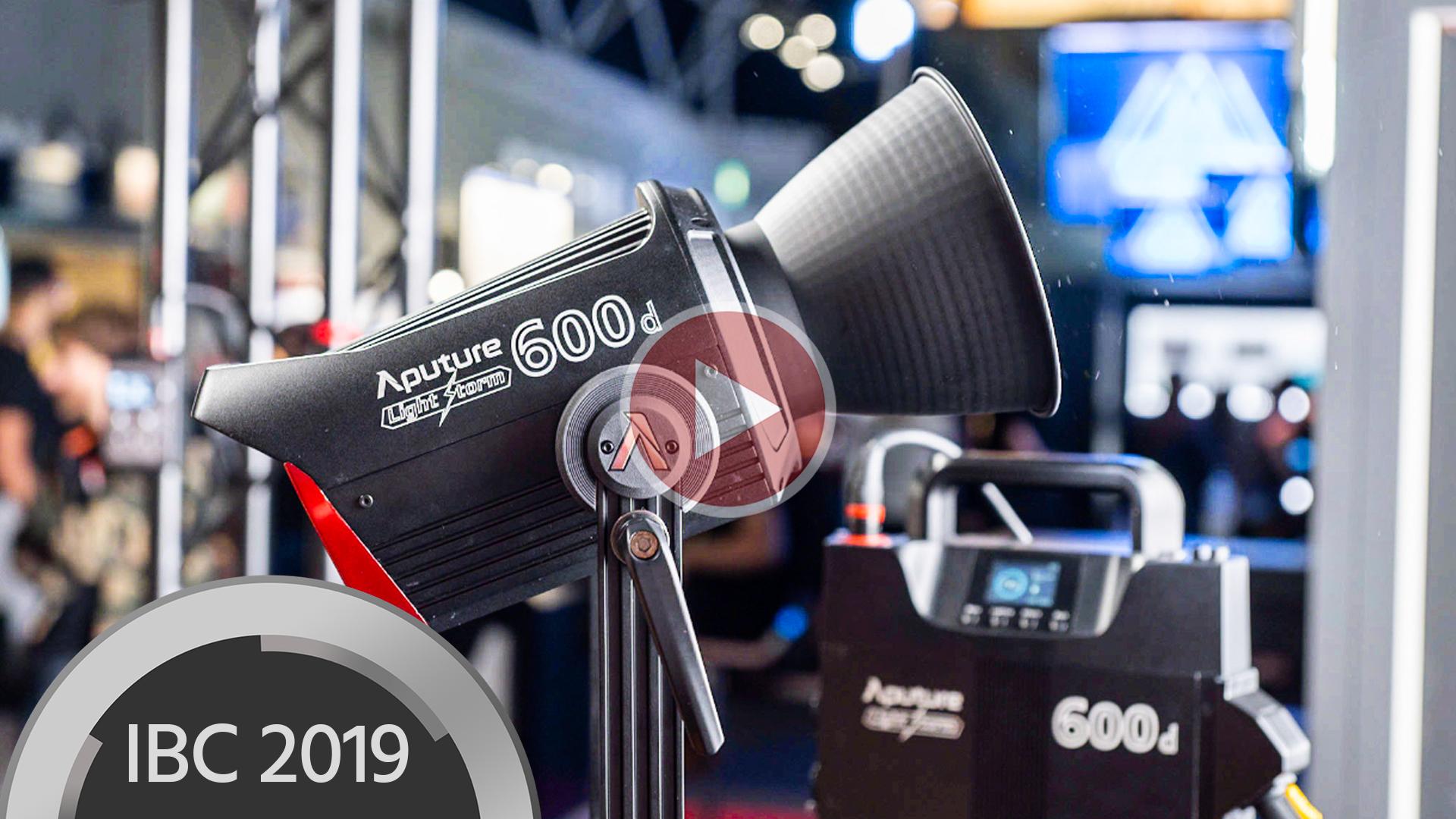 Aputure LS 600d - presentan su LED de luz día más luminosa