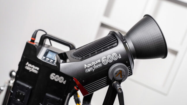 Aputure LS 600d – Their Brightest Daylight LED Introduced