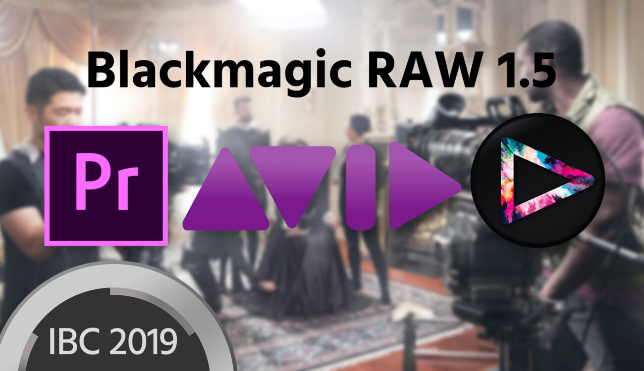 Blackmagic Raw Now In Premiere Pro Cc Avid Media Composer And Edius Cined