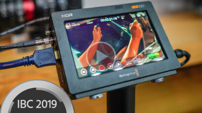 Blackmagic Video Assist 12G Monitors Enable RAW Recording