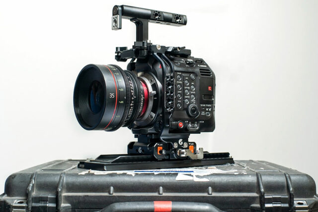 C500-II-Left-Field-Cage-3Q-fl
