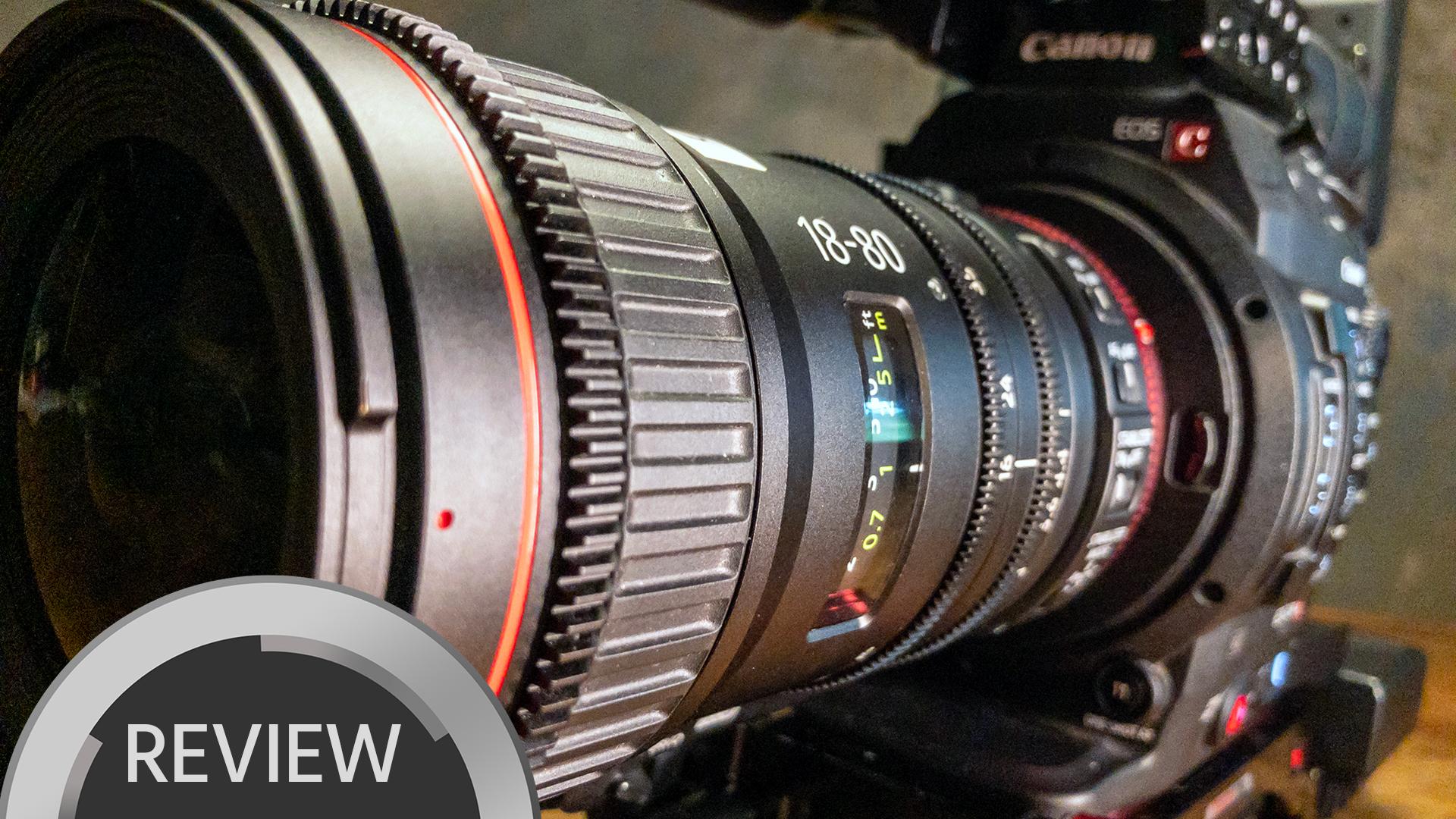 Canon CN-E 18-80 mm T4.4 - Una reseña personal