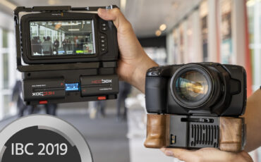 CINE-X BMPCC 4K and 6K Battery Grip First Look