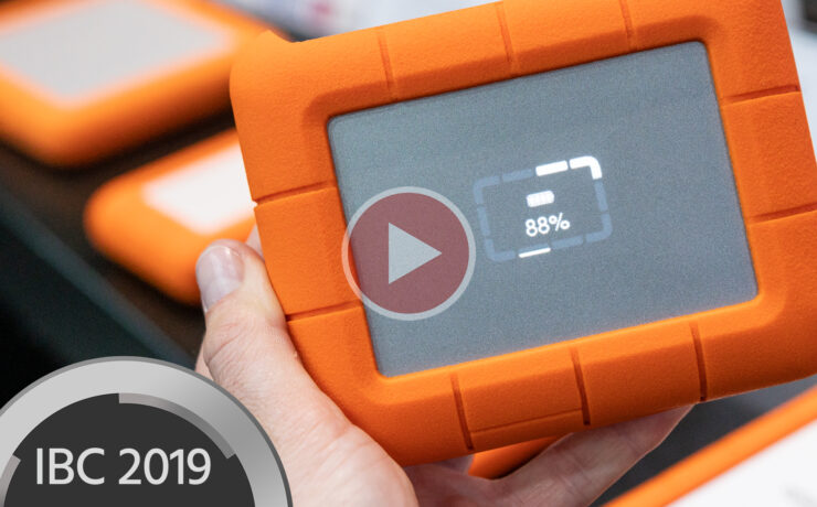 LaCie Rugged BOSS SSD Drive - Backup and Preview Your Footage On The Go