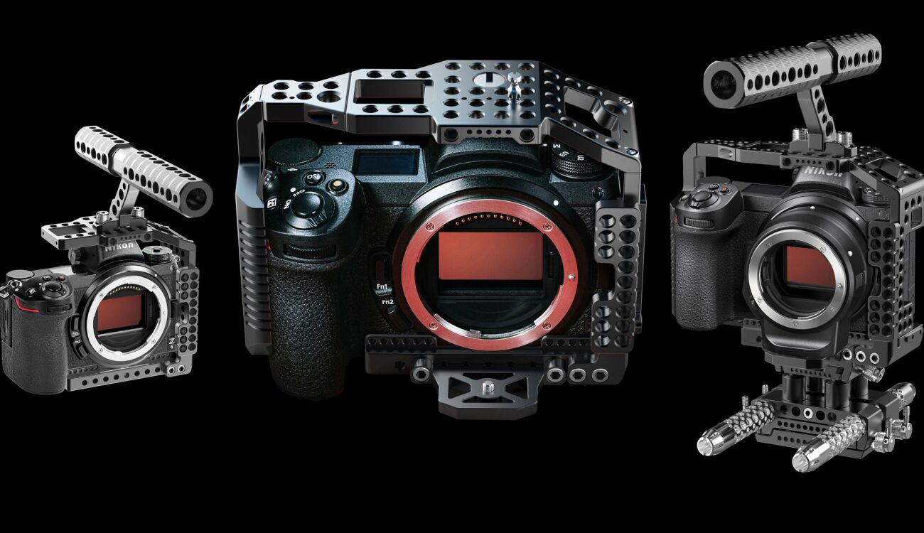LockCircle ZX PRO CAGE for Nikon Z 6 and Z 7 Announced