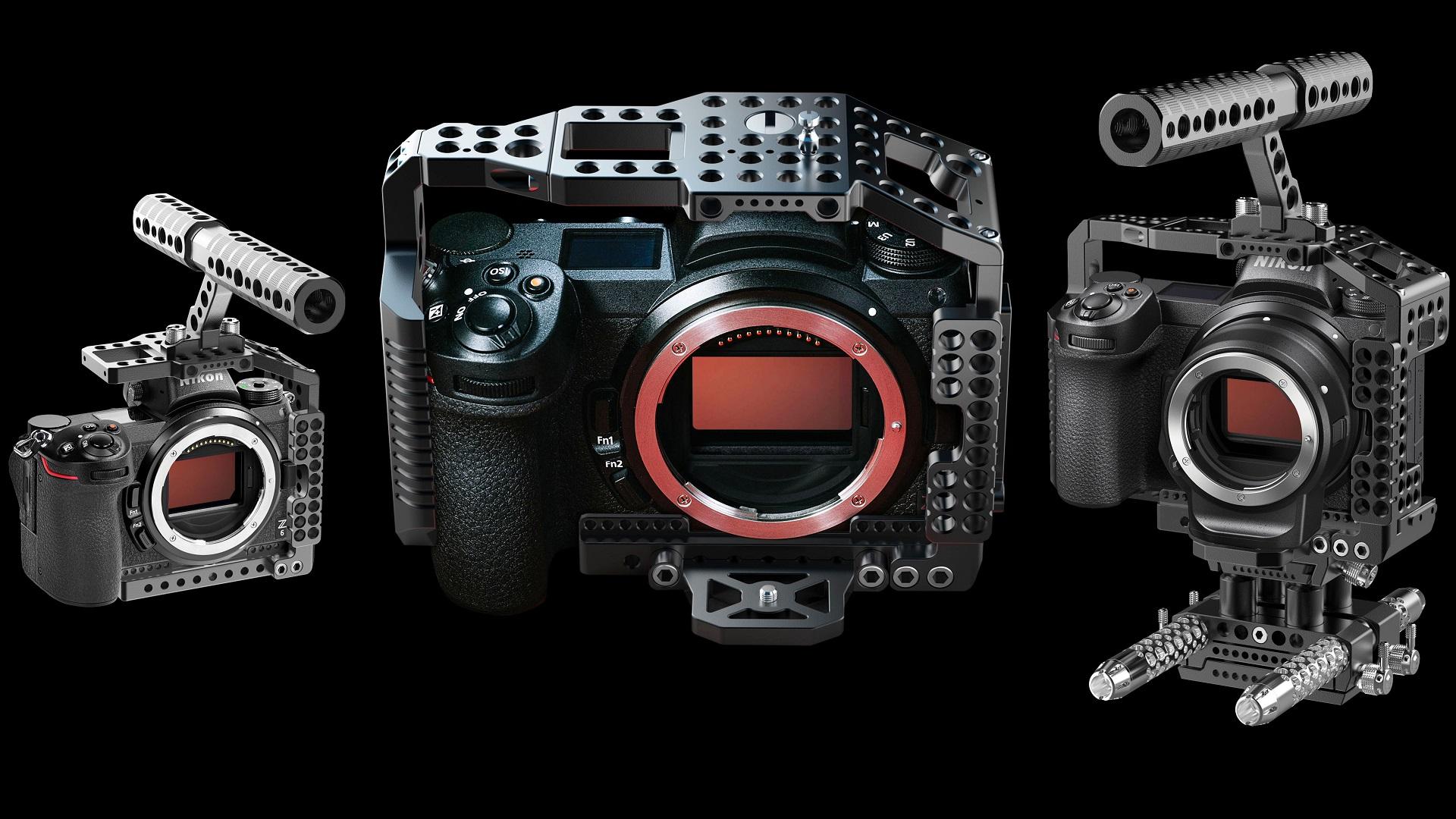 Anuncian LockCircle ZX PRO CAGE para Nikon Z 6 y Z 7
