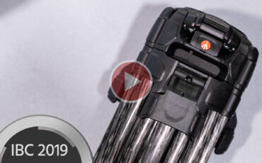Manfrotto 645 FTT Carbon Fibre Twin Leg Tripod With Quick Deploy Legs