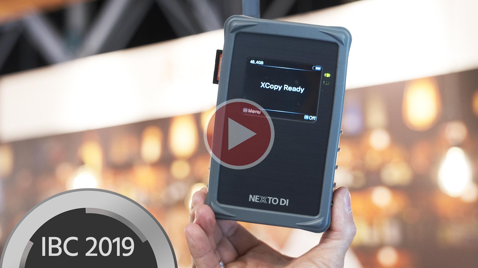 NextoDI NPS-10 - Dispositivo de respaldo portátil