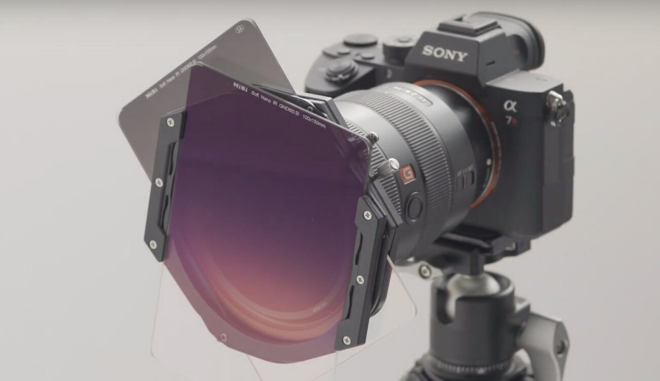 NiSi Switch 100mm Filter Holder Announced