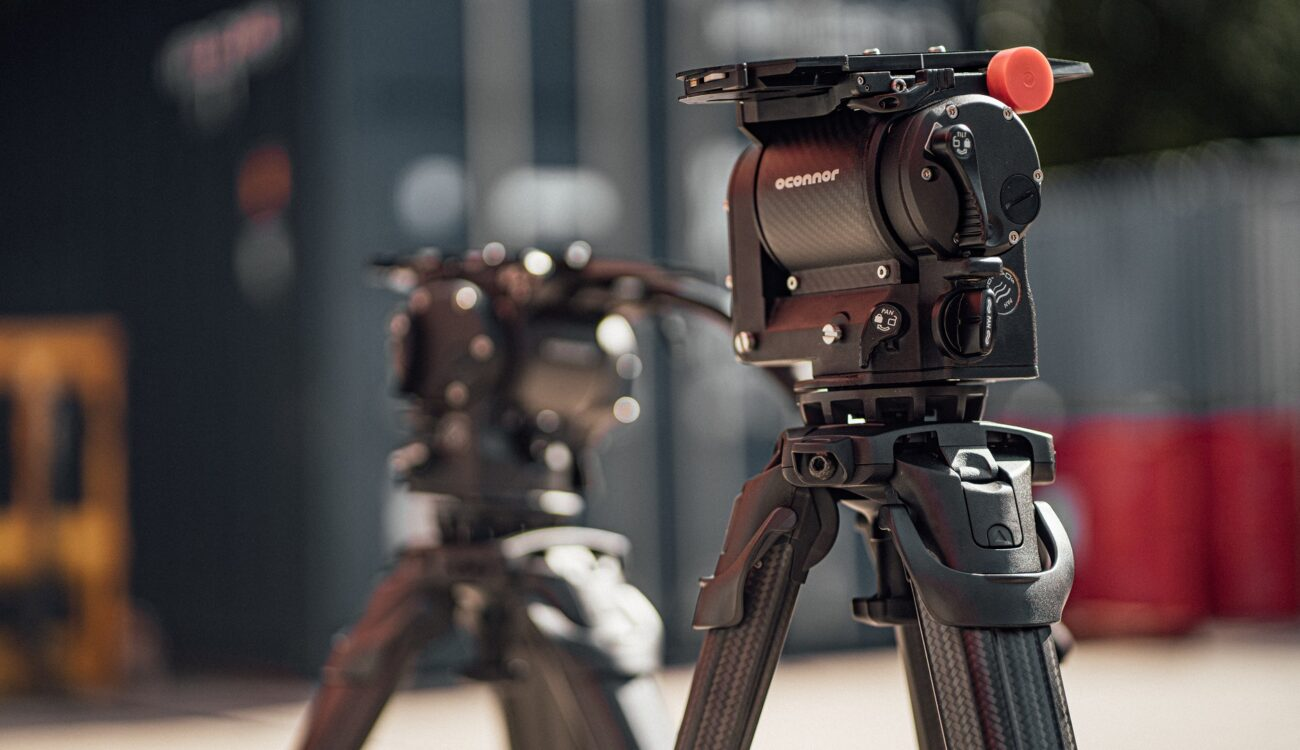 OConnor Ultimate 1040 Fluid Head Announced, Paired with Flowtech 100 Tripod