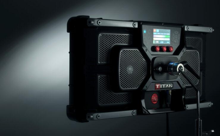 Rotolight Titan X2 Announced - 2x1 Soft Light RGBWW LED Panel