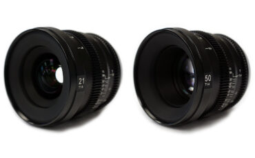 SLR Magic MicroPrime CINE 21mm T/1.6 and 50mm T/1.4 Announced