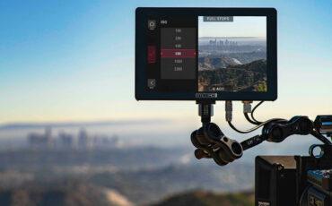 SmallHD Cine 7 Adds Camera Control For RED DSMC2