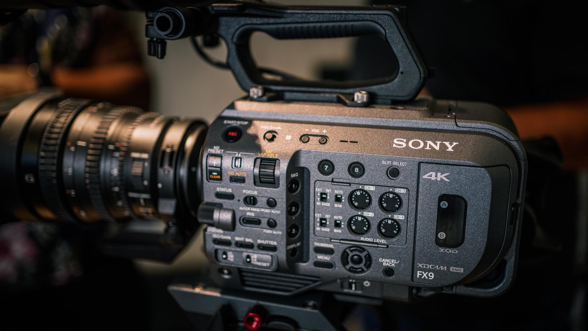 ソニーがFX9ファームウエア2.0を1ヵ月前倒しでリリース