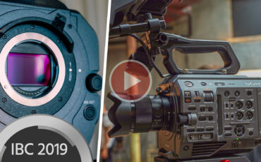 Sony FX9 Hands-on and Footage - EXCLUSIVE