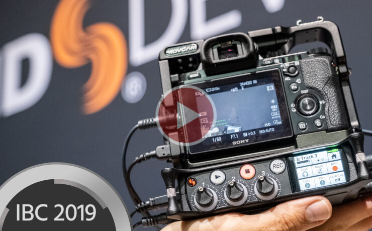Sound Devices MixPre II Is Capable of 32-bit Audio Recording