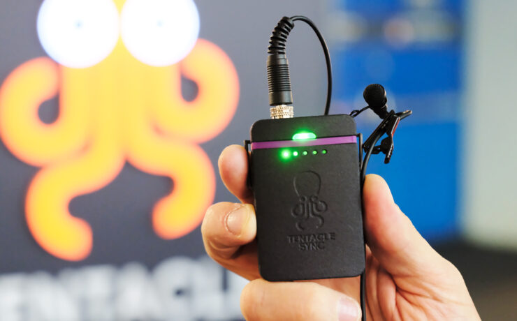 Tentacle Sync Track E Announced - Pocket-sized Synchronized Audio Recorder
