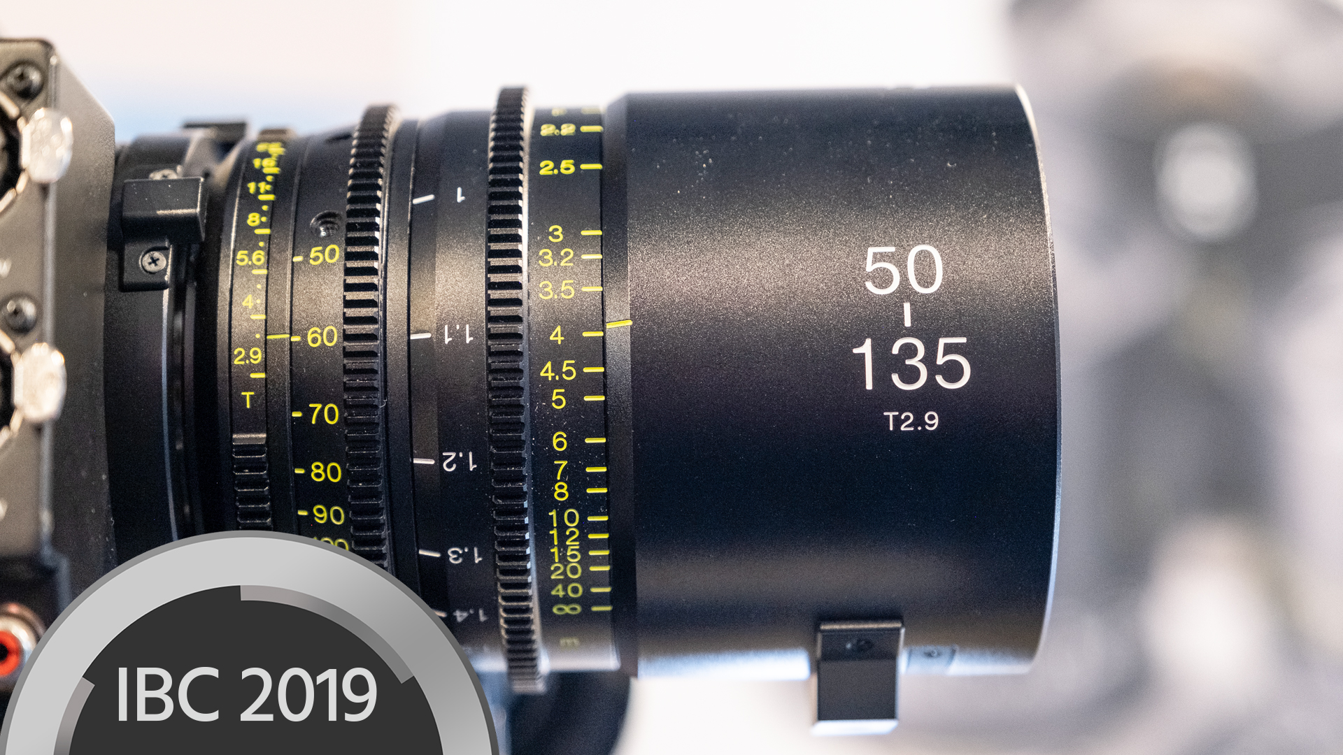 Anuncian lente zoom de cine Tokina 50-135 mm T2.9 Mark II