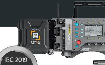 Wooden Camera - New 26V batteries, LPL Mounts, Pocket 6K & Alexa Mini LF Accessories