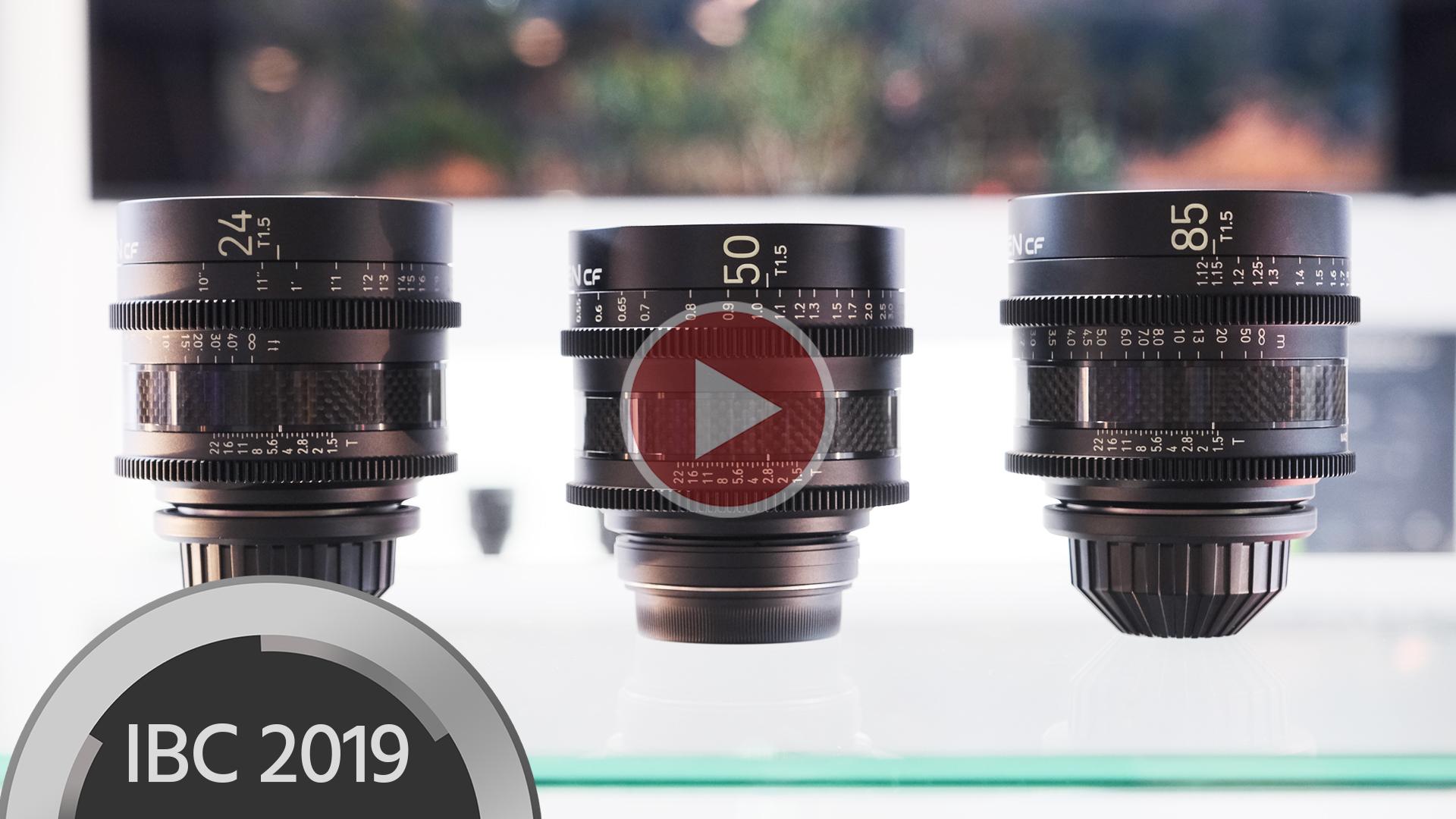 Lanzan Nuevos lentes XEEN CF Prime - compactos y livianos