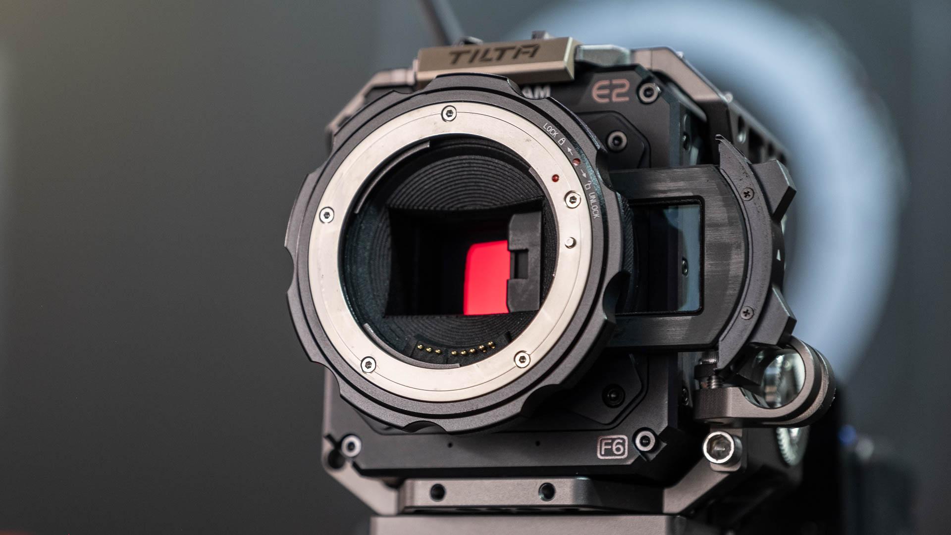 Nuevos modelos de la cámara Z CAM E2: S6, F6 y F8 – se enviarán muy pronto con filtro ND electrónico opcional