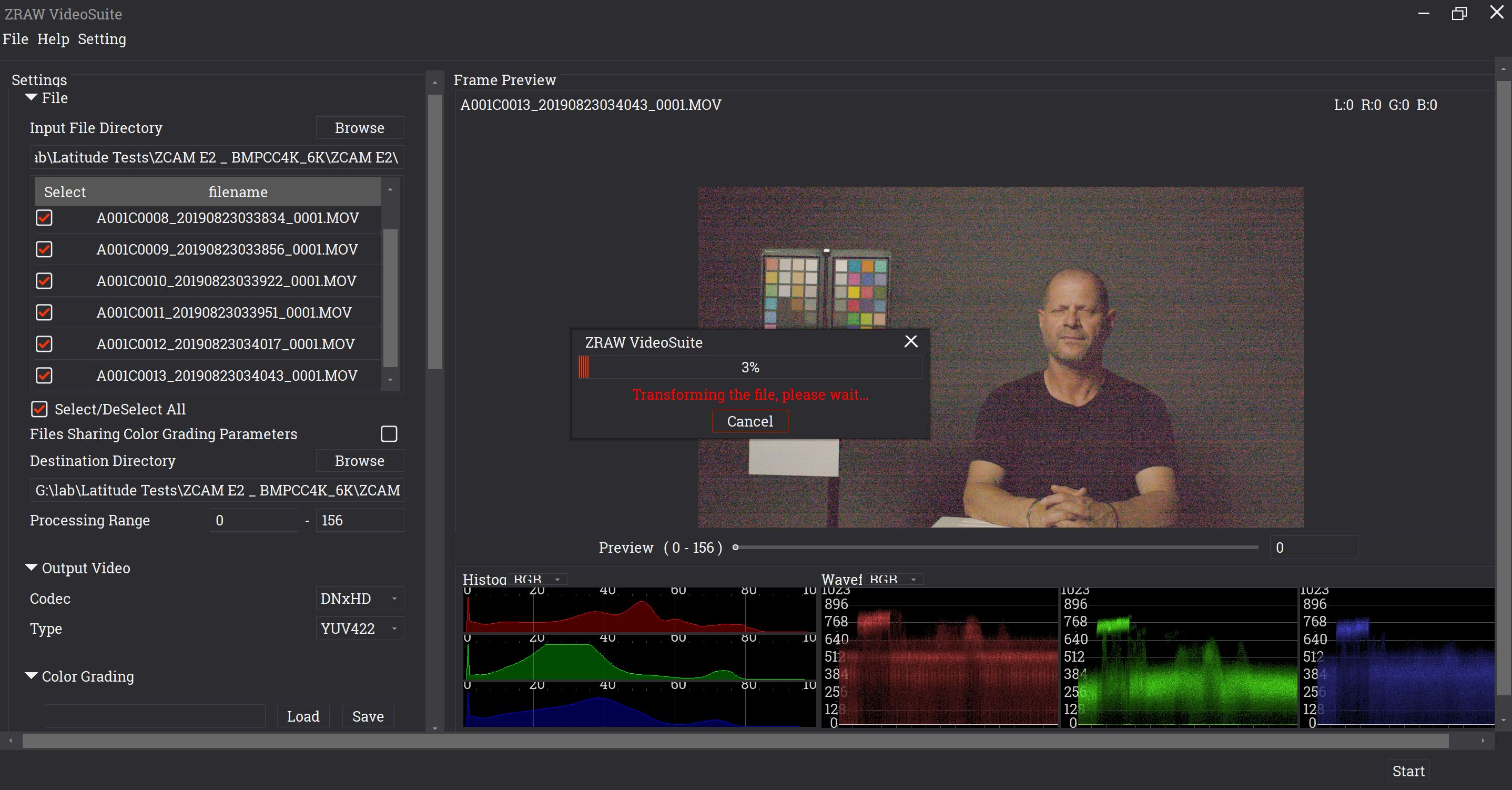Z CAM ZRAW vs  Blackmagic RAW - Which One is Better? Our Lab