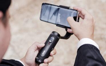 Zhiyun SMOOTH-Q2 Smartphone Gimbal on Kickstarter