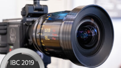 Cooke S7/i 16mm Full Frame Plus and Anamorphic/i 135mm FF+ Introduced