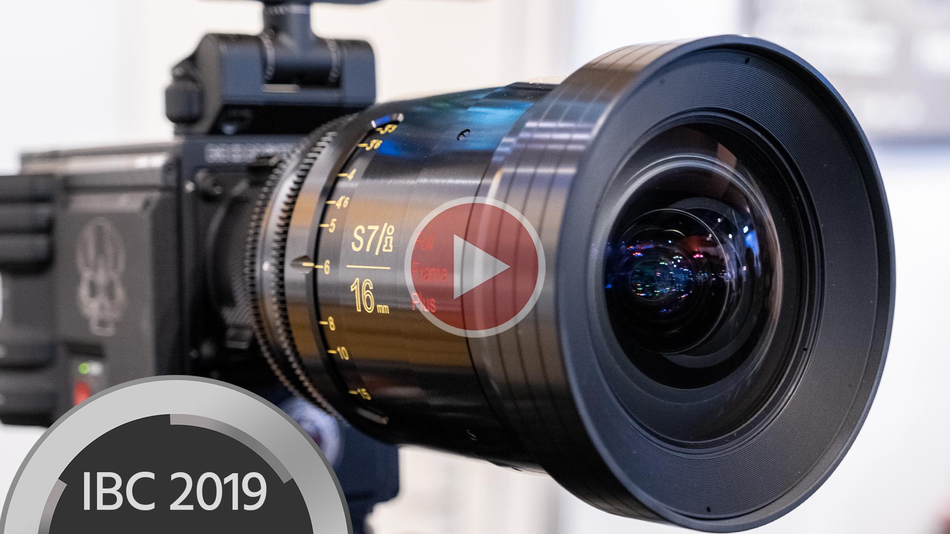 Presentan el Cooke S7/i 16mm Full Frame Plus y el Anamorphic/i 135mm FF+