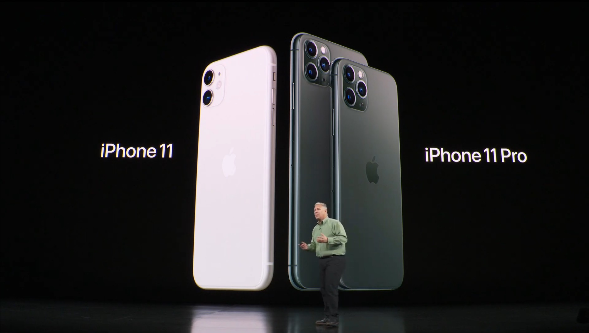 Apple Iphone 11 Pro Announced Featuring Four Cameras All