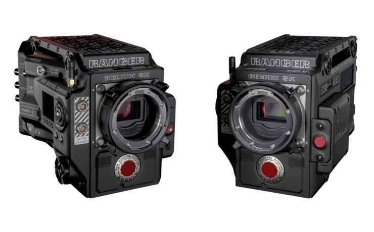 RED Ranger Now Available to Order - Helium 8K And Gemini 5K Announced