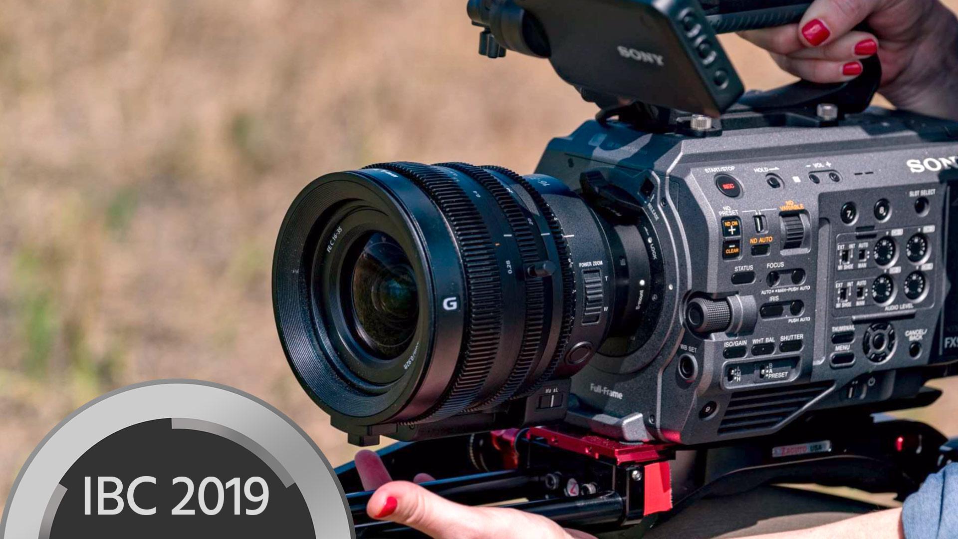 ソニーがFE C 16-35mm T/3.1 GフルフレームEマウントレンズを発表