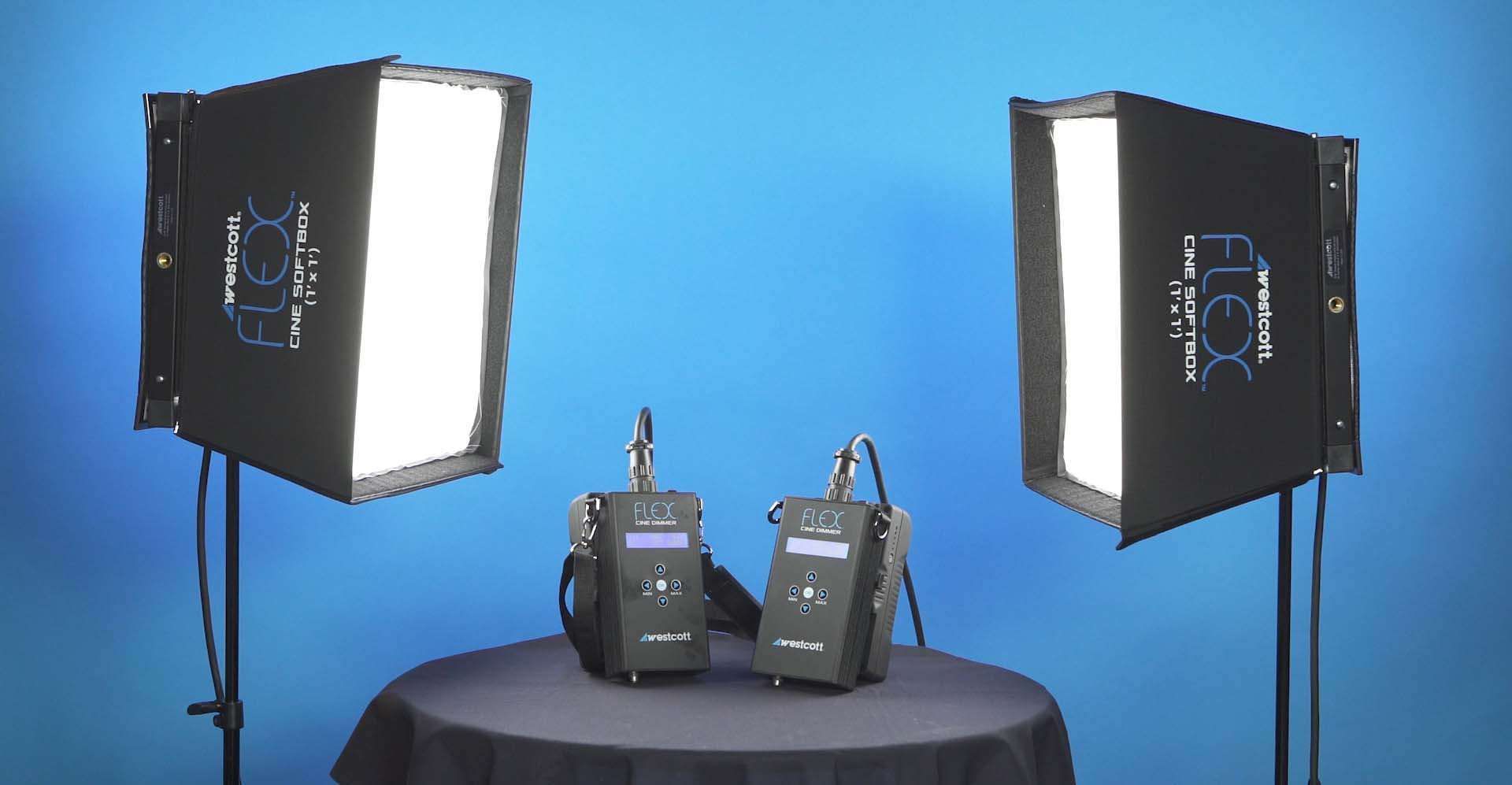 Reseña en video y demostración del Kit de Iluminación LED Westcott Flex Cine Travel