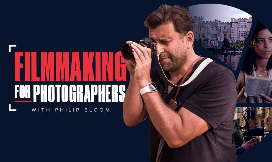 Curso de Realización Cinematográfica Para Fotógrafos con Philip Bloom, ahora en MZed