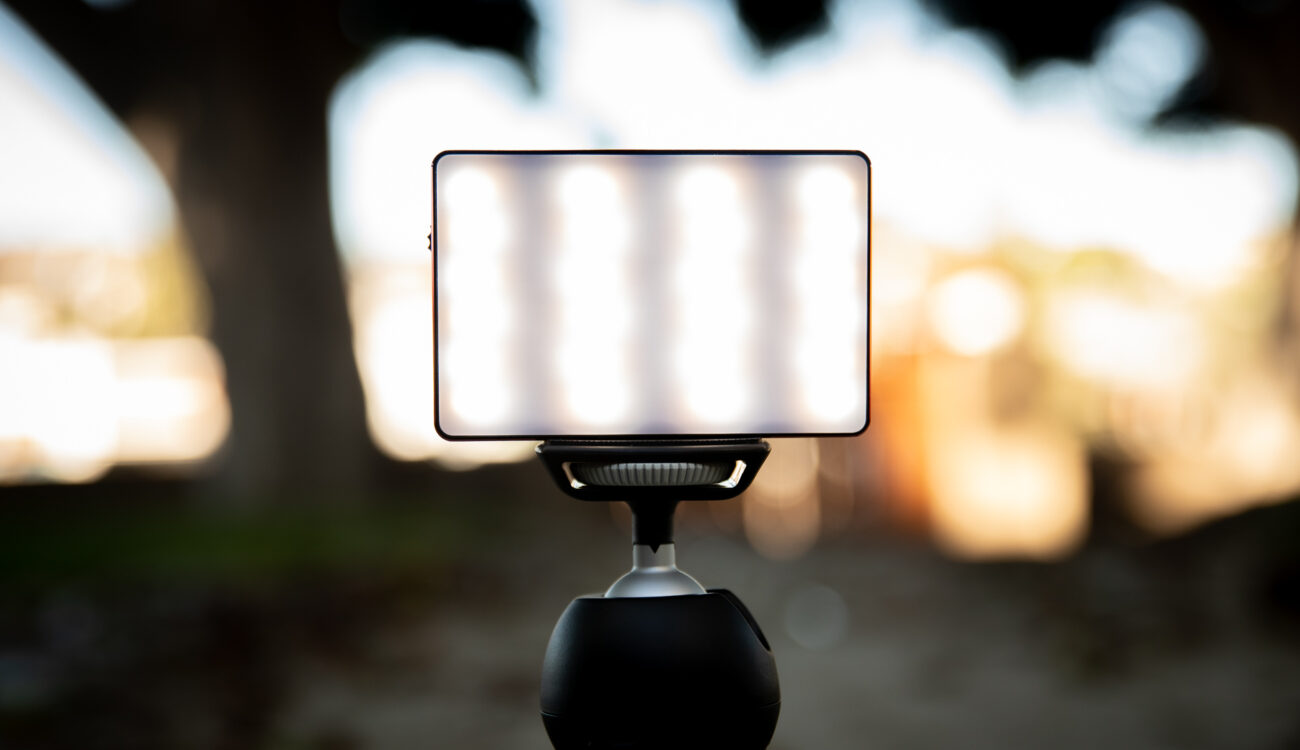 Aputure MC Light Now Shipping - First Impressions