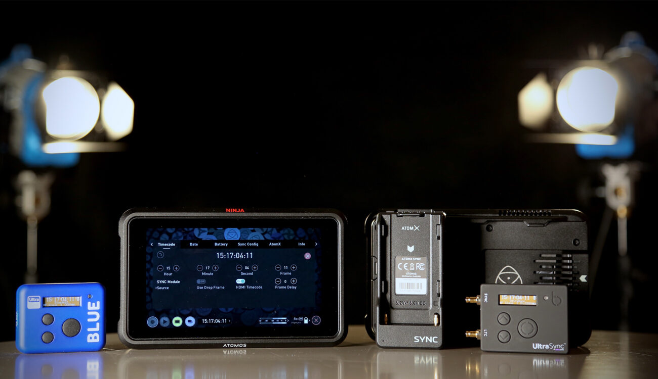 Atomos' Acquisition of Timecode Systems Promises to Make Multicam Shoots Easier