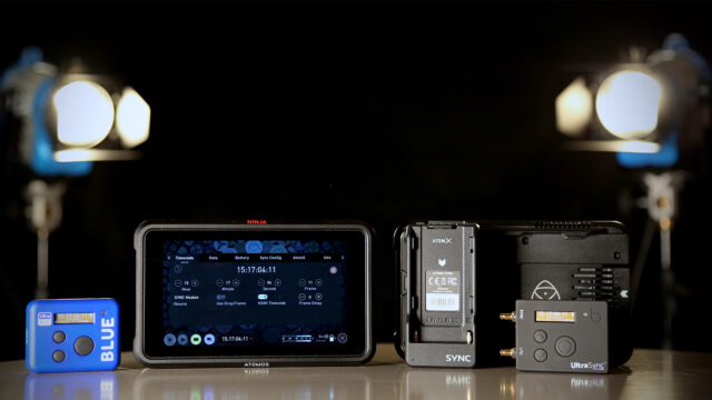 Atomos & Timecode Systems - Products
