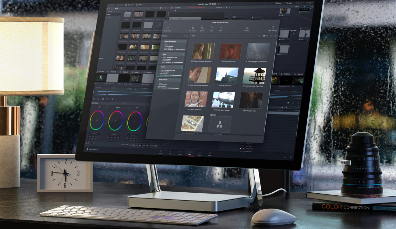 Blackmagic Design Davinci Resolve 16 1 Final Version Is Available To Download Now Cined