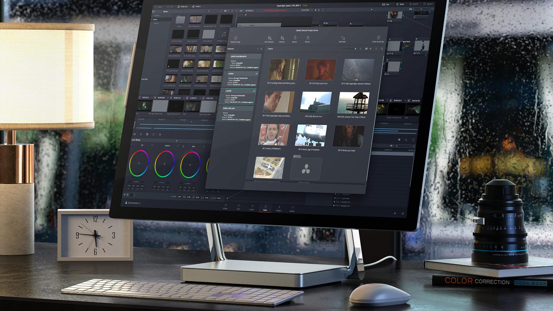 Blackmagic Design DaVinci Resolve 16.1 Final Version is Available to Download Now   cinema5D