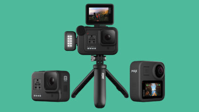 GoPro HERO8 Black, Mods and GoPro MAX Announced