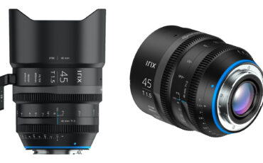 Irix 45mm T1.5 - Fast Cine Prime Lens Announced