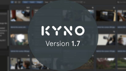 Kyno 1.7 Released – ProRes Export on Windows and Extended Metadata Handling