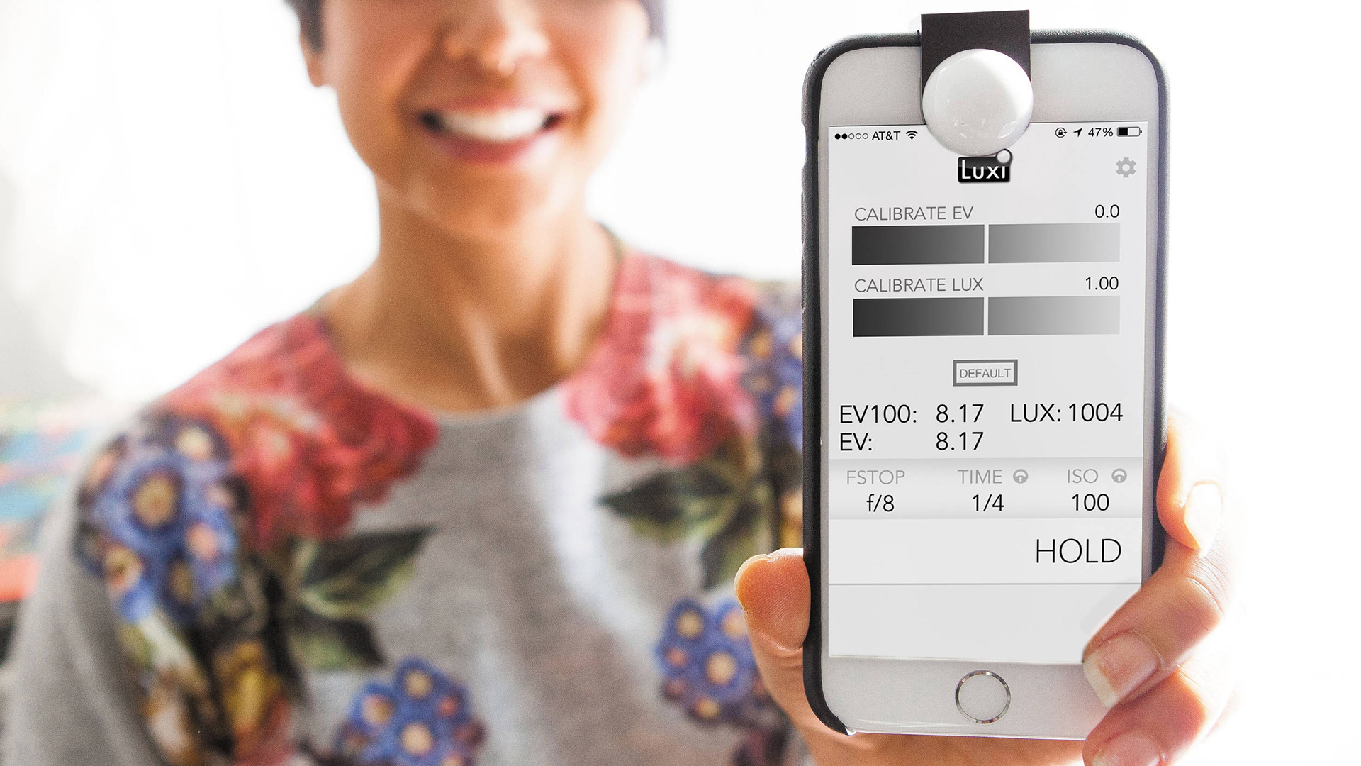 Tip rápido: obtén mejores resultados de exposición con el fotómetro Luxi
