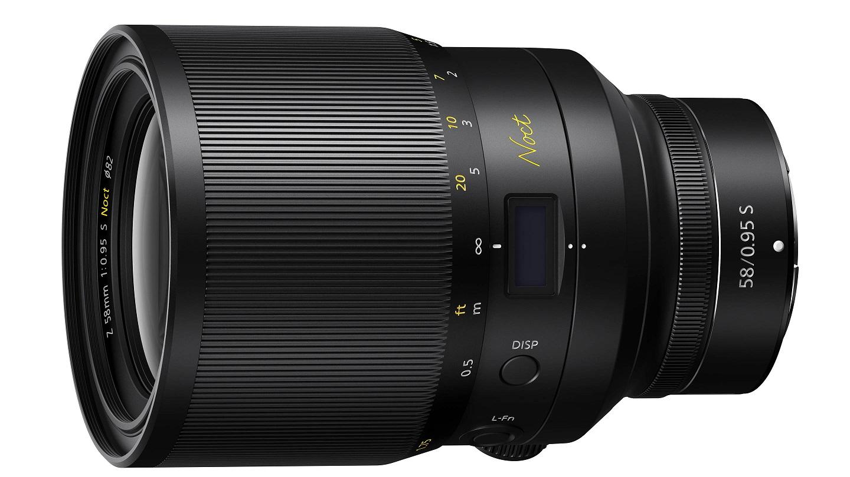 Nikon lanza el lente NIKKOR Z 58 mm f/0.95 S Noct - el lente con montura Z más rápido del mundo