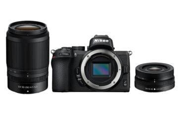 Nikon Z 50 and Two Nikon NIKKOR Z DX Lenses Announced