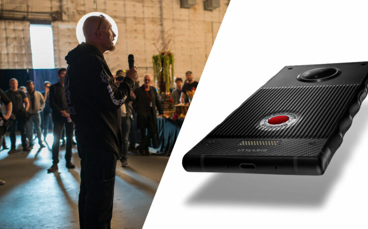 The End of the RED HYDROGEN Project? Jim Jannard Retiring
