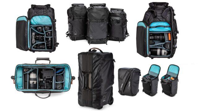 Shimoda Action X Camera Bags – New Bag Line on Kickstarter