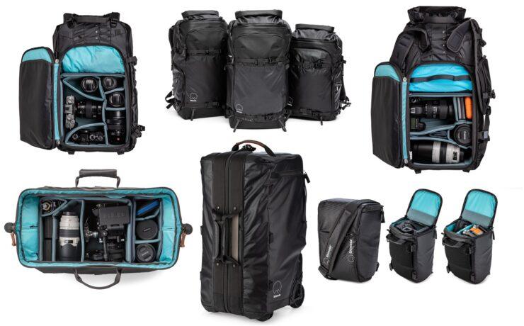 Shimoda Action X Camera Bags - New Bag Line on Kickstarter