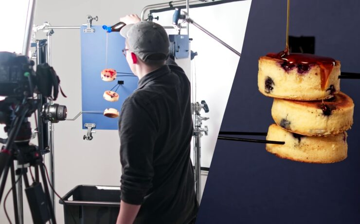 Food Commercial Tips with Syrp Motion Control Gear