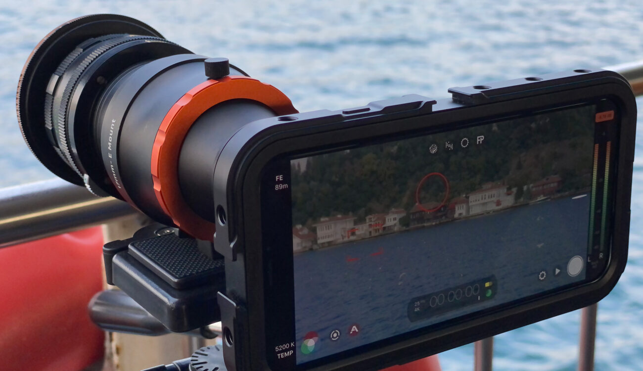 Cinematic Videos from Your iPhone? – Ulanzi DOF Adapter Review - Tips and Tricks